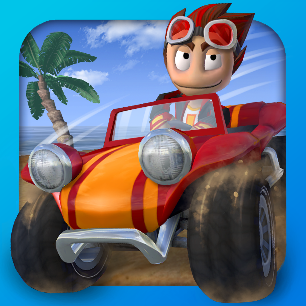 Beach Buggy Blitz iOS